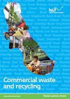Guide to our commercial waste and recycling services