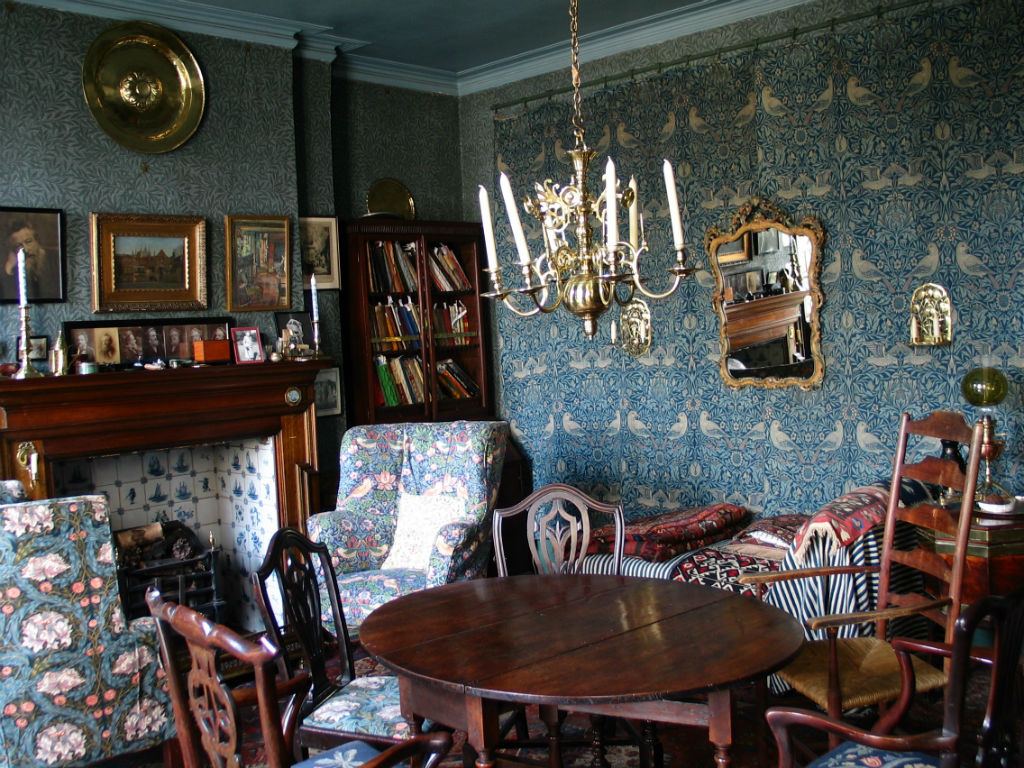 Arts and crafts interiors - South London Arts And Crafts Houses