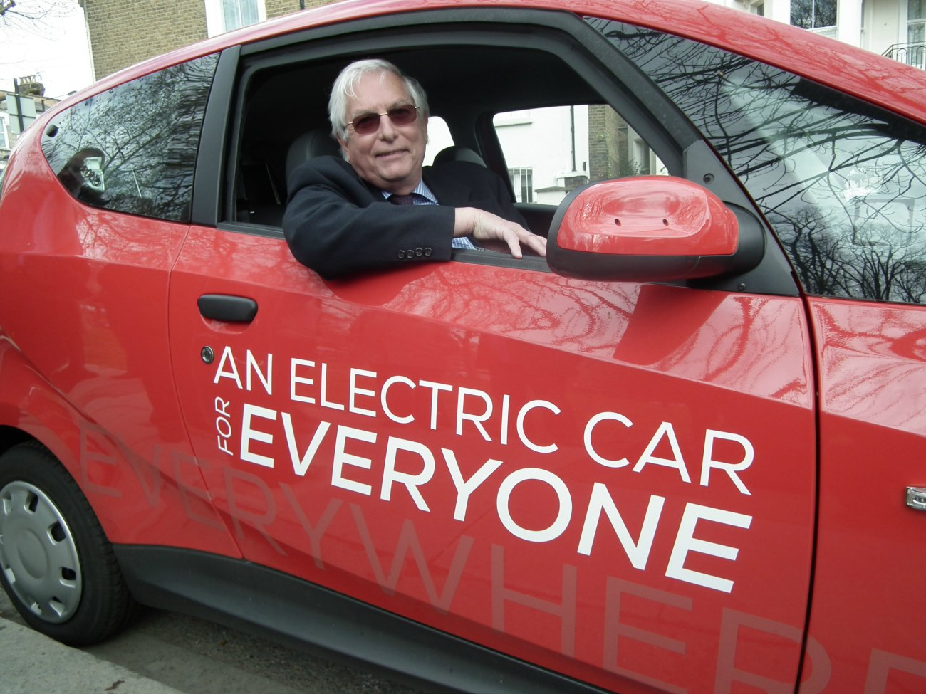 More electric vehicle charging bays open