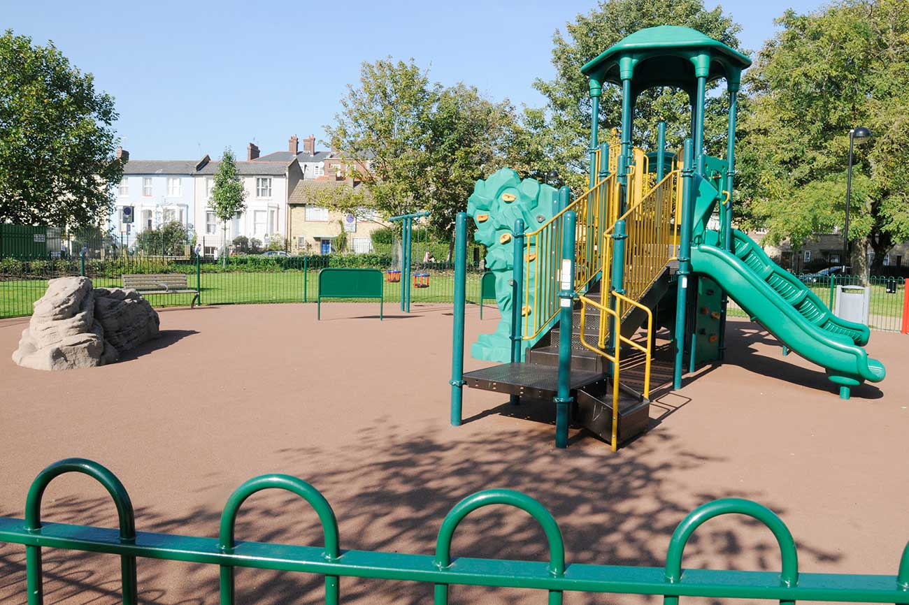 Frank Banfield Park 1