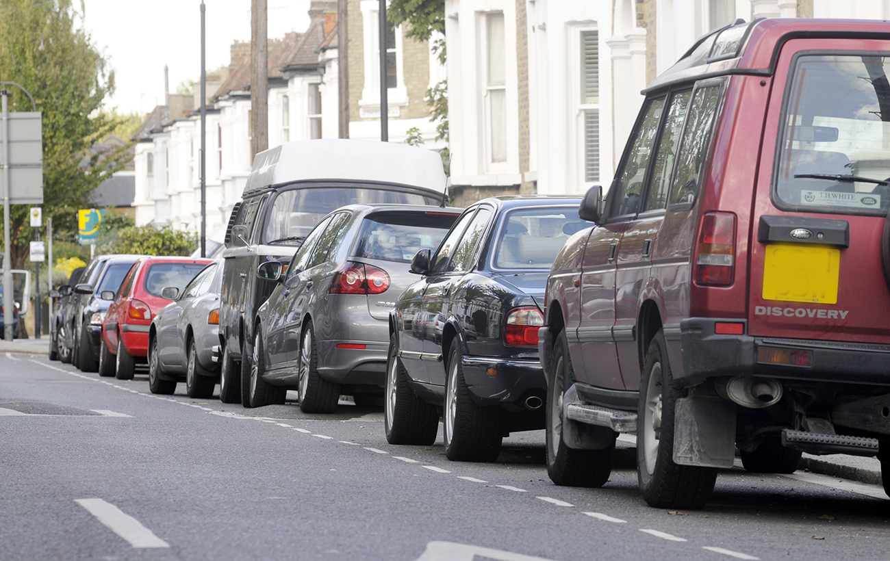 free parking in hammersmith and fulham