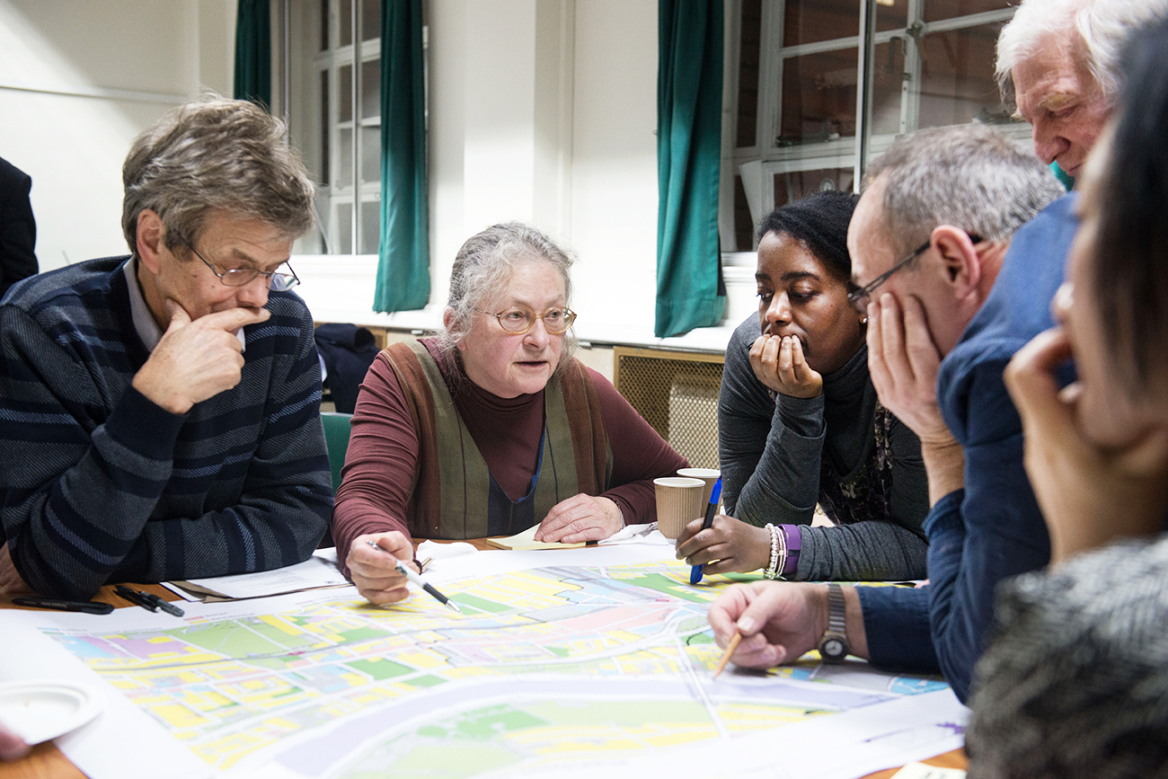 Residents take the lead in shaping future development in Hammersmith