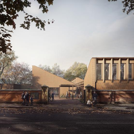 Building work to start on the new Sands End Arts and Community Centre