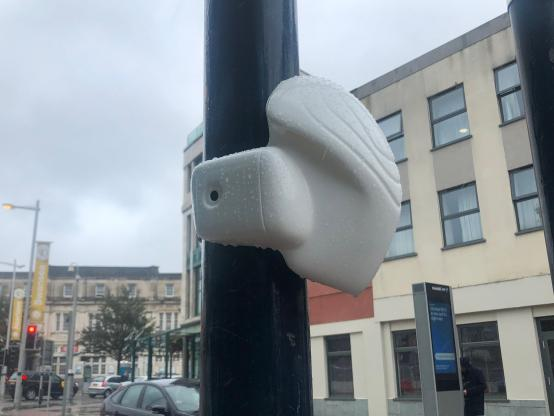 Mass roll out of air quality monitors in H&F to help tackle pollution and traffic congestion