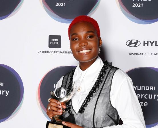 Hammersmith's own Arlo Parks wins Mercury Prize for her debut album