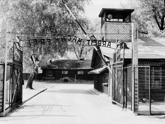 Born under a death sentence – a Holocaust survivor speaks