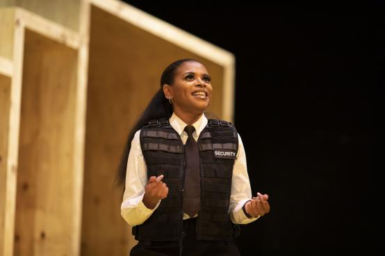 Lyric Hammersmith theatre re-opens with a triple delight