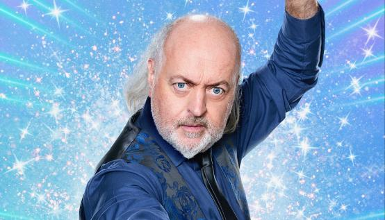 Comedian Bill Bailey's 'Strictly Come Dancing' win brings welcome sparkle to H&F