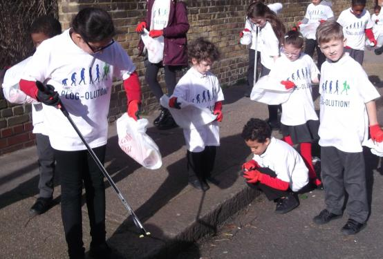 Hammersmith pupils win major 'green' award for their school