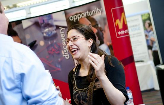 Aged 16 to 25? Talk to employers and training providers at our free job and training event
