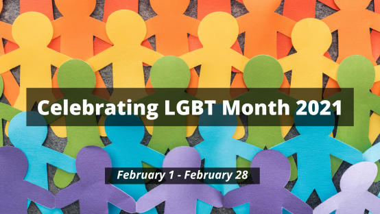 LGBT+ HISTORY MONTH: Join H&F's Hear Our Voices talk