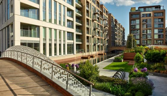 Chelsea Creek waterside scheme