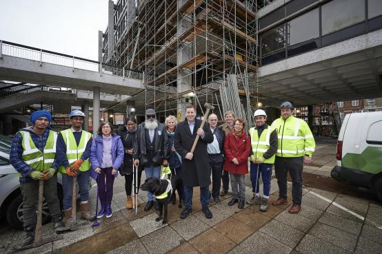 Civic Campus set to rejuvenate Hammersmith