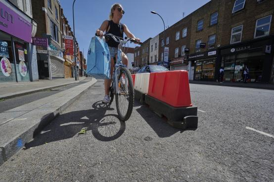 Next phase of cycling and pedestrian upgrades to start in Hammersmith