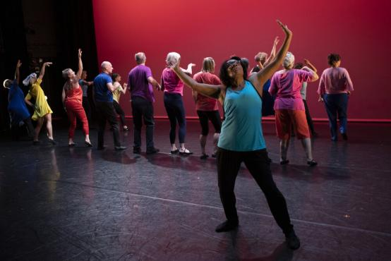 Dance your way to an H&F park this summer