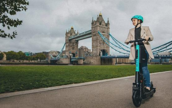 Electric scooter rental scheme launches in H&F