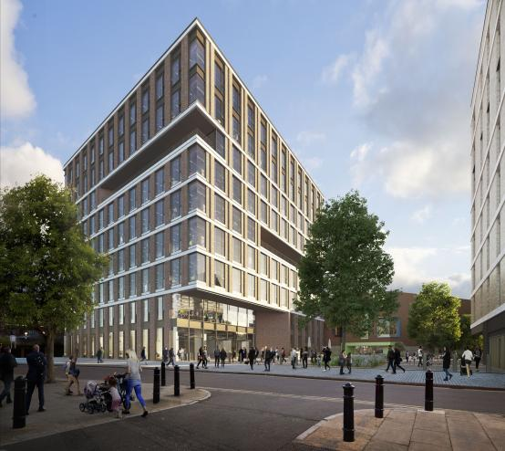 New education hub and homes for local residents in £150m White City development