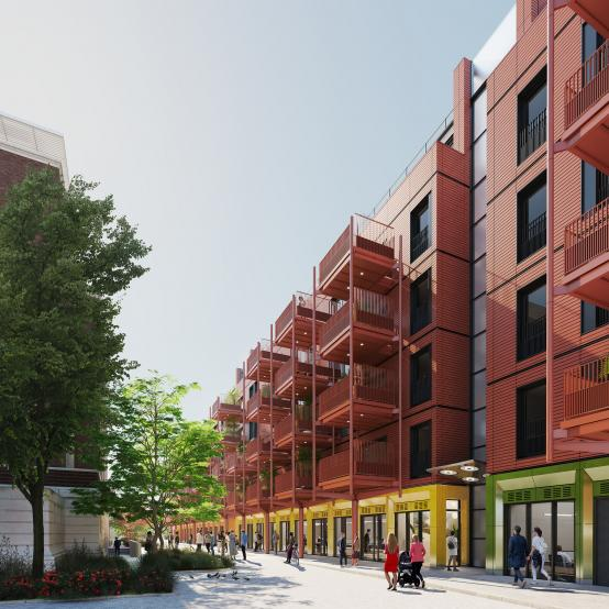Green light for H&F to build hundreds of new affordable homes