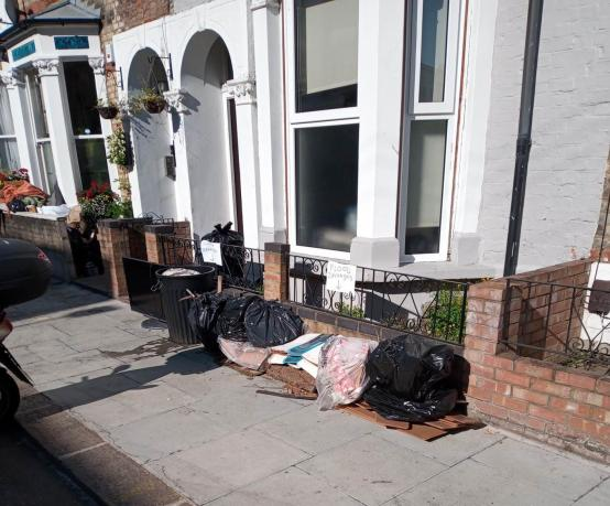 Free bulky waste collections for residents hardest hit by flooding