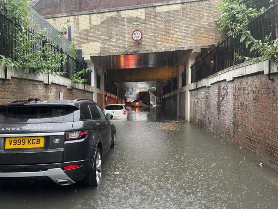 Emergency – Flooding in H&F