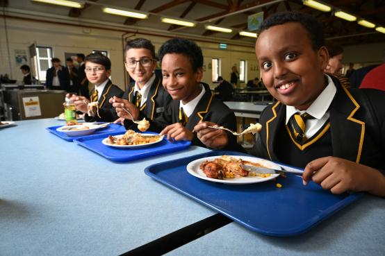 Hammersmith & Fulham steps in to offer free school meals over half term