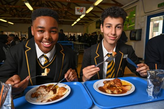 Hammersmith & Fulham steps in again to offer free school meals over half term