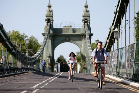 H&F Council forges ahead with new £6m stabilisation plan for Hammersmith Bridge