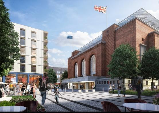 Work begins on new civic campus in King Street
