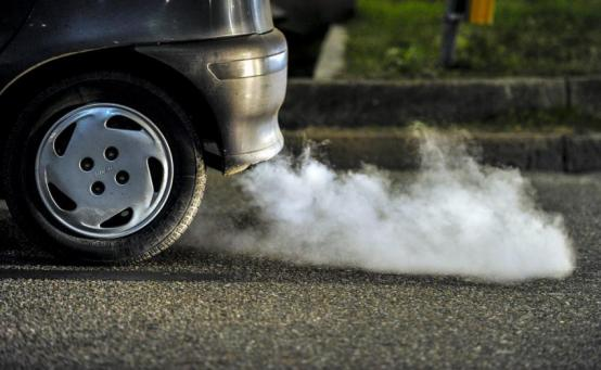 Motorists caught with their engines idling could now be fined
