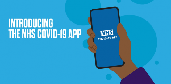 Download the NHS COVID-19 app today and help keep H&F safe