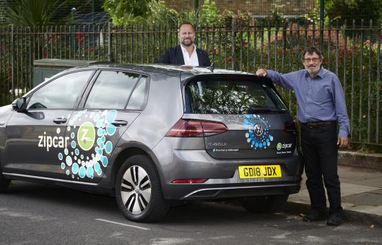 New car club lets H&F residents flex their motoring muscles