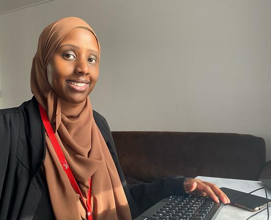 WHY I'M AN APPRENTICE – Ladan Mohamud