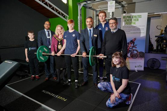 Lillie Road Fitness Centre refurbishment official re-opening