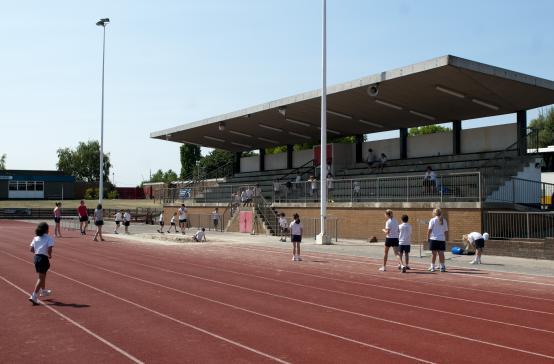 Linford Christie Stadium