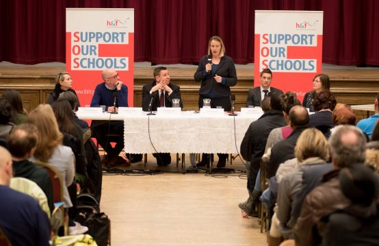 Time running out to 'Support Our Schools' against planned government cuts