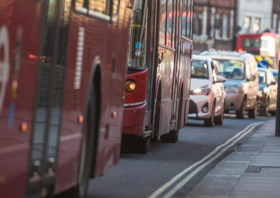 Two new bus routes have been approved to cut air pollution in Hammersmith & Fulham.