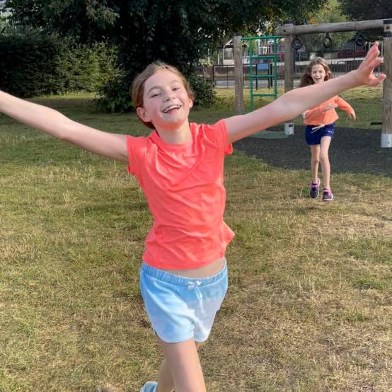 TECH4KIDS: 10-year-old Fulham girl runs to beat digital poverty