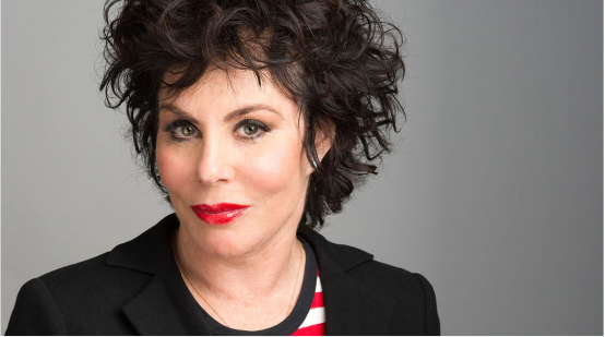 An audience with Ruby Wax: Join us in celebrating International Women's Day