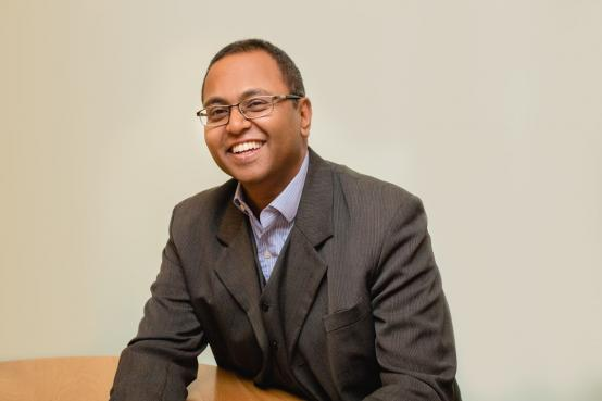 Founder of ASTOP, Shaylesh Patel