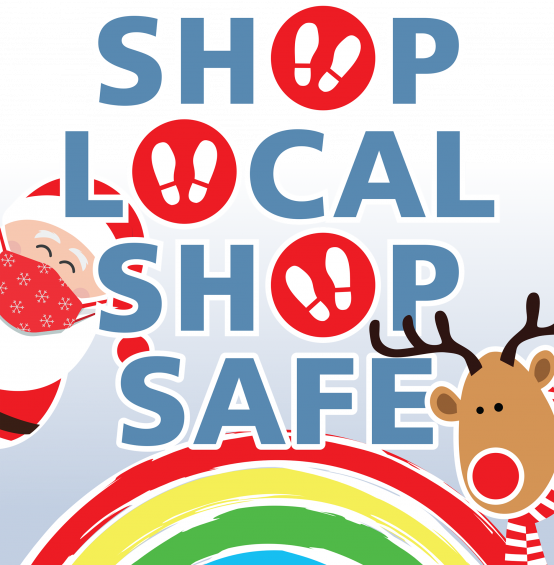 It's time to Shop Local, Shop Safe this Christmas