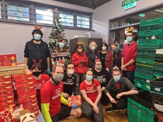 The H&F Big Christmas Lunch will feed 500 older residents – thanks to your donations