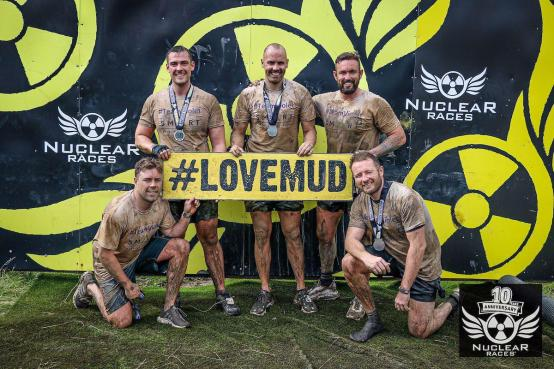 TECH4KIDS APPEAL: Covered in mud to get laptops for young people