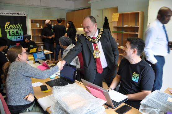 TECH4KIDS APPEAL: How laptop recycling can beat the digital divide for young people