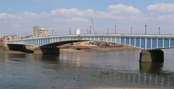 Wandsworth Council bridge repairs continue until November