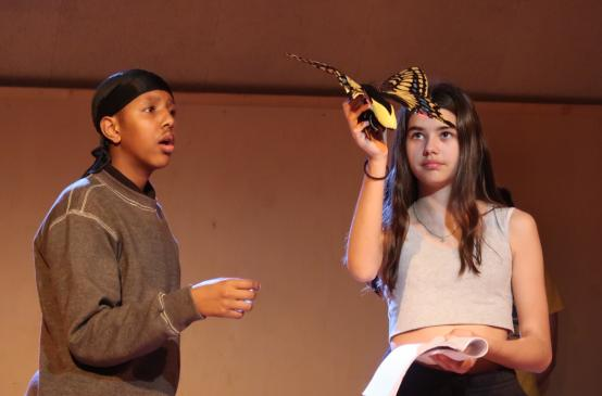 White City Youth Theatre bring new play CHAOS to Lyric