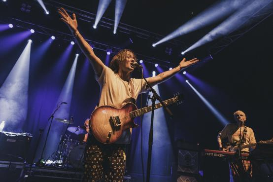 Music returns to Shepherds Bush Empire – but only with Covid jabs or test