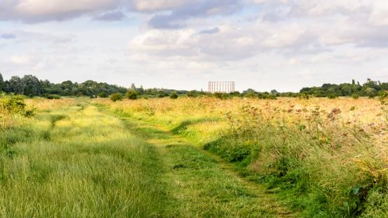 HS2 access to Wormwood Scrubs reconsidered