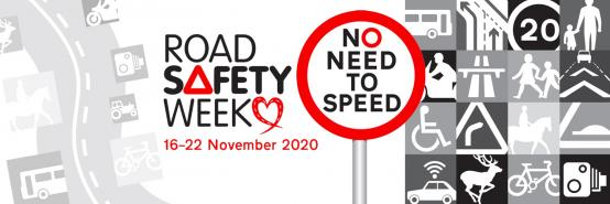 Road Safety Week: 16-22 November 2020