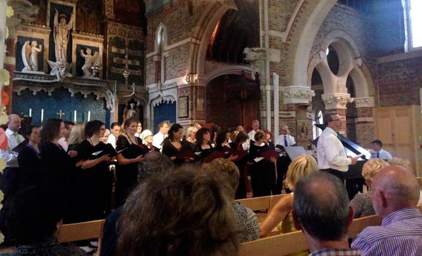 Addison oratorio choir