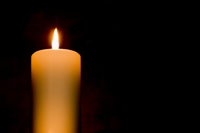 Residents are invited to light a candle